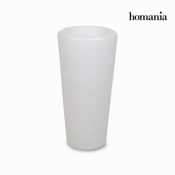 Cvetlični lonec za zunanje prostore z lučko by Homania