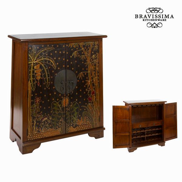 Porta bottiglie batik - Paradise Collezione by Bravissima Kitchen 7569000730926  02_S0102845