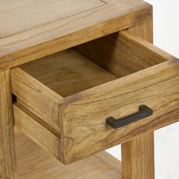 Klop skrinja ios - Village Zbirka by Craften Wood