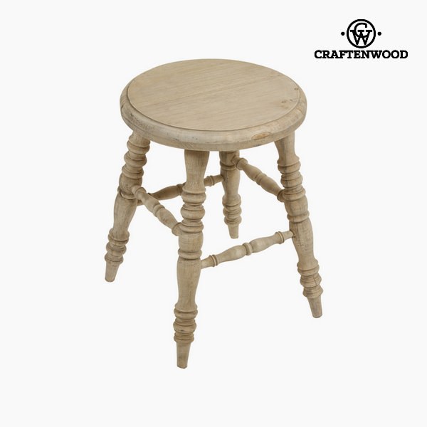 Sgabello di legno mirelle by Craftenwood 7569000907410  02_S0103282
