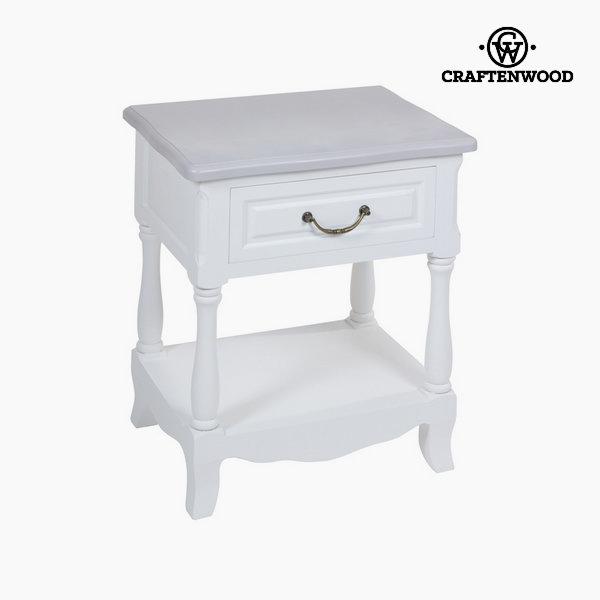 Éjjeli szekrény fehér altea by Craftenwood