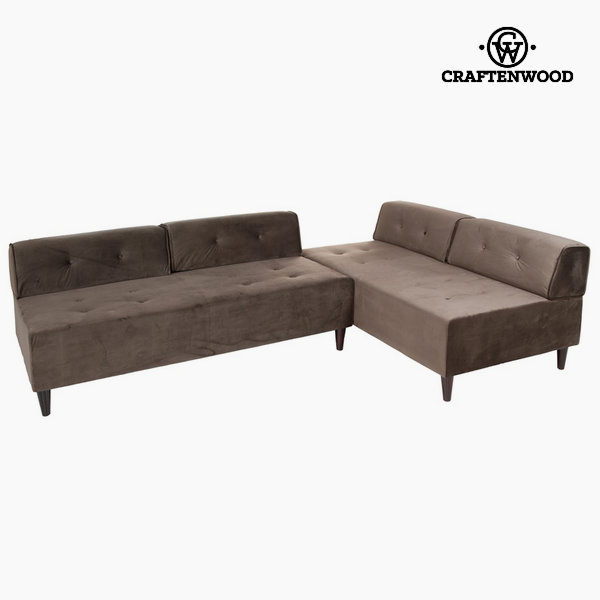 Chaise lounge ceos gris by Craftenwood