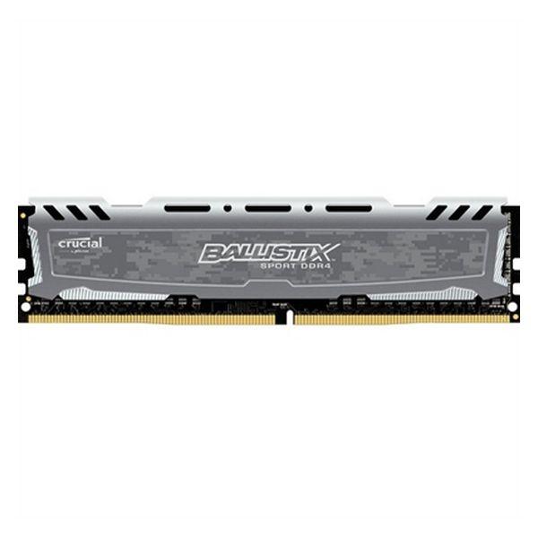 Memoria RAM Crucial Ballistix Sport LT 16 GB DDR4 2400MHz Gris