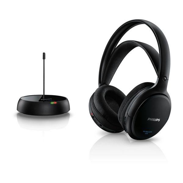 Auriculares Inalámbricos Philips SHC5200/10 Negro