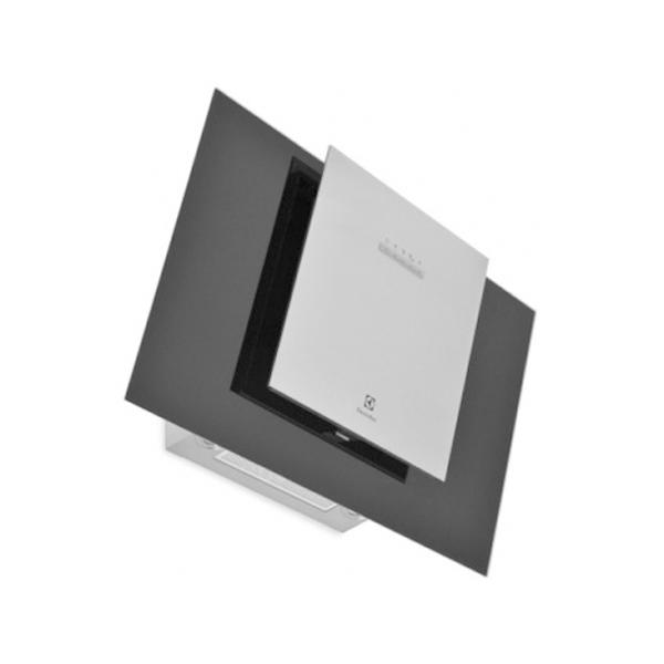 Páraelszívó Electrolux EFF80569DK 80 cm 690 m3/h 62 dB 160W Rozsdamentes acél Fekete
