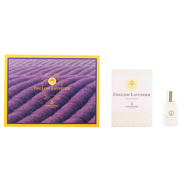 Női Parfüm Szett English Lavender Atkinsons (2 pcs)
