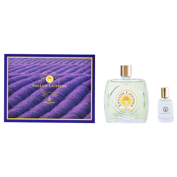 Férfi Parfüm Szett English Lavender Atkinsons (2 pcs)