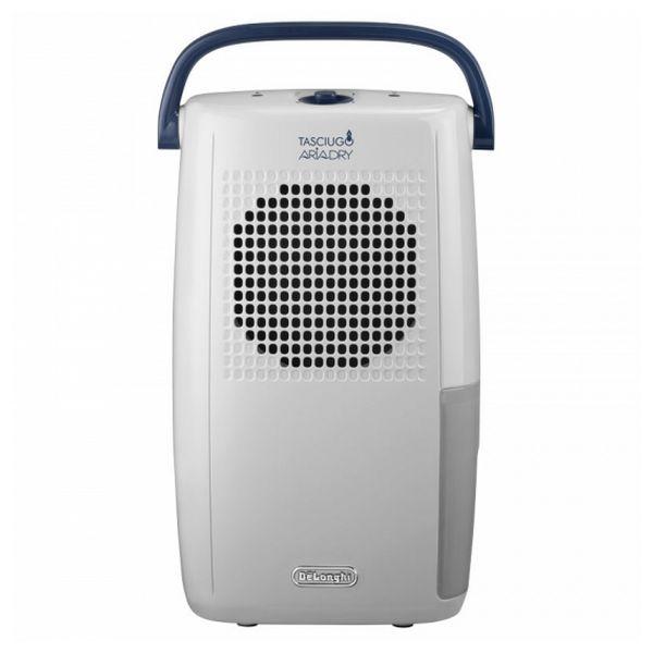 Deumidificatore De'Longhi Tasciugo AriaDry DX10.WGY 10 L / 24 h 45 dB 2 L 8004399480933  02_S0403336