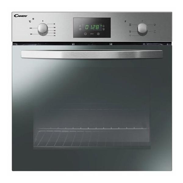 Többfunkciós sütő Candy FCS605X 65 L 2100W Rozsdamentes acél Fekete