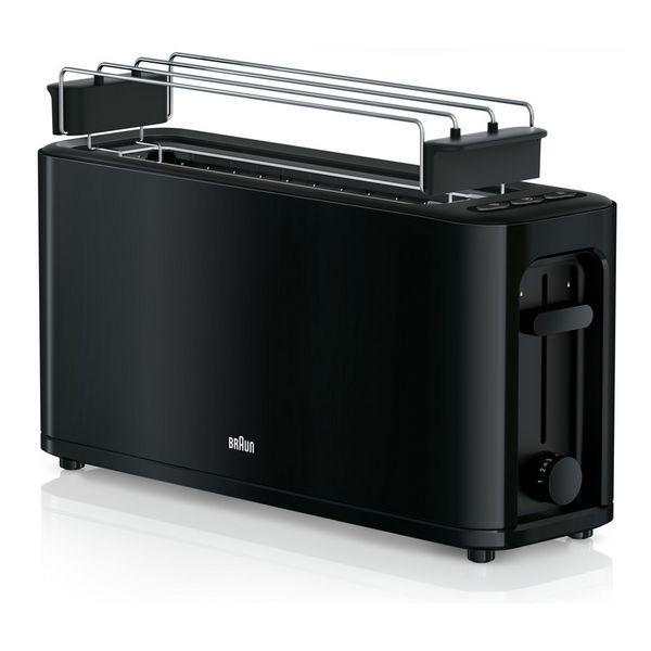 Kenyérpirító Braun HT3110BK 1000W Fekete
