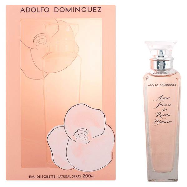 Ženski parfum Agua Fresca Rosas Blancas Adolfo Dominguez EDT collector - 200 ml