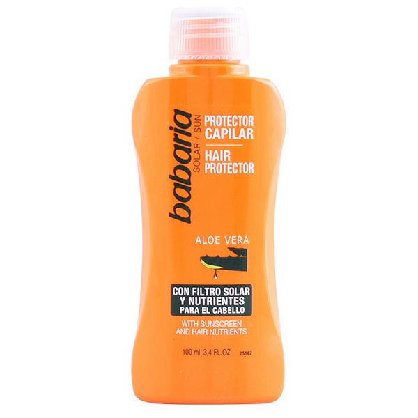 Zaščita pred soncem za lase Aloe Vera Babaria (100 ml)