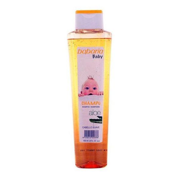 Šampon za mehke lase Baby Babaria