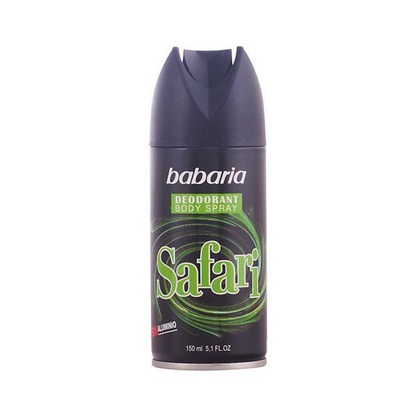 Deodorant v spreju Men Safari Babaria (150 ml)
