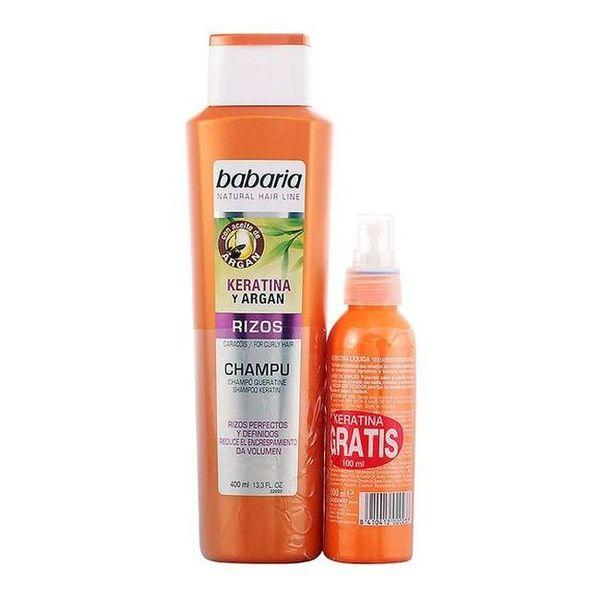 Šampon za skodrane lase Babaria