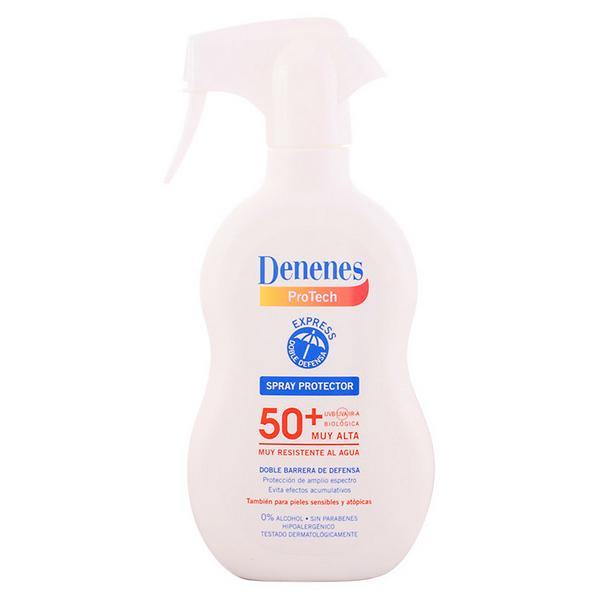 Mleko za sončenje Protech Denenes SPF 50+ (300 ml)