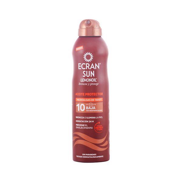 Olje za sončenje Ecran SPF 10 (250 ml)