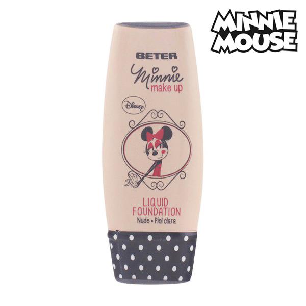 Tekoča podlaga za ličila Minnie Beter