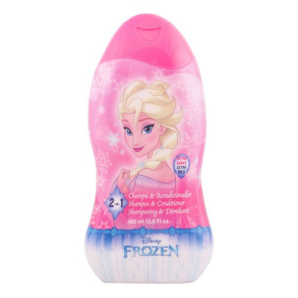 Šampon in balzam 2 v 1 Frozen (400 ml)