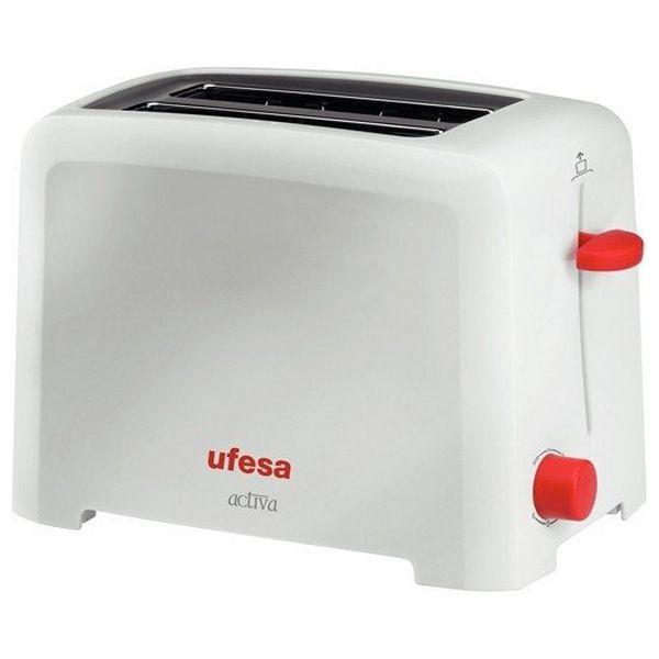 Kenyérpirító UFESA TT7360 Activa 900W Fehér