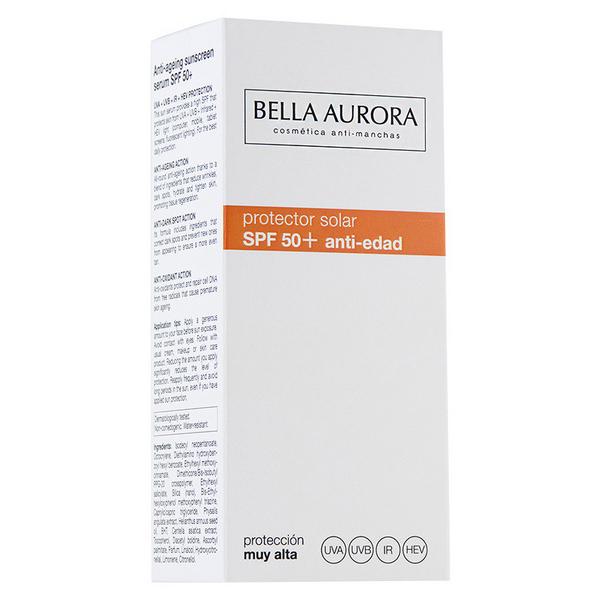 Zaščita pred soncem Bella Aurora SPF 50+ (30 ml)