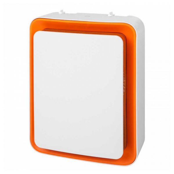 Függőleges Fűtőtest S&P TL32 1800W Fehér Narancszín