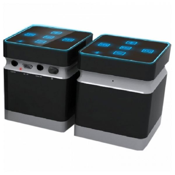 Altoparlanti Bluetooth 4.0 SpeedSound MS-502 26 W 8413923519078  02_S0402476