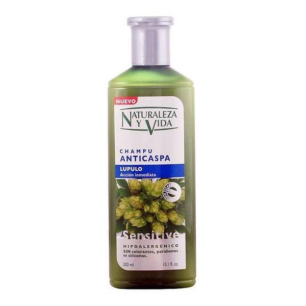 Šampon proti prhljaju Naturaleza y Vida