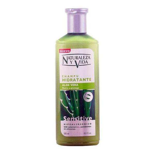Vlažilni šampon za lase Naturaleza y Vida