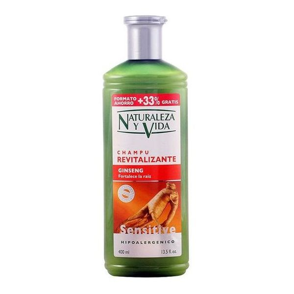 Poživitveni šampon Naturaleza y Vida
