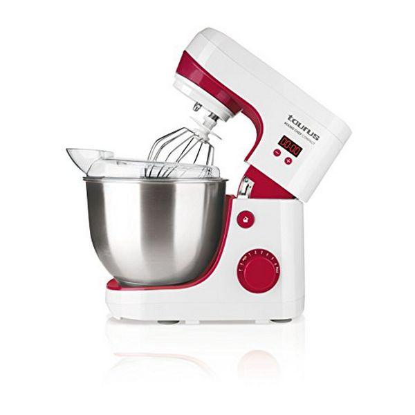 Tészta keverő Taurus 913518 Mixing Chef Compact 4,2 L 600W Rozsdamentes Acél