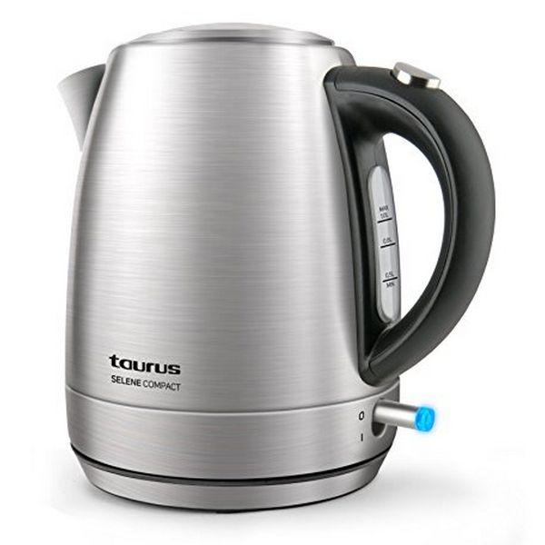 Vízforraló Taurus SELENE COMPACT 1 L 2200W Rozsdamentes acél