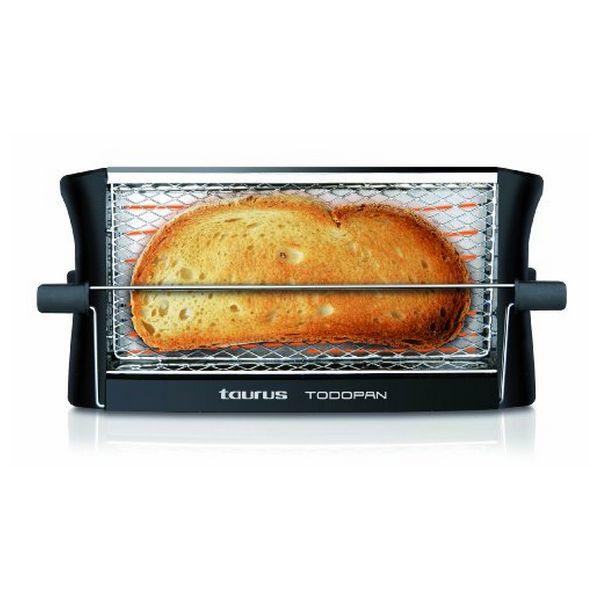 Toaster Taurus 960632 Todopan 700W Nerjaveče Jeklo