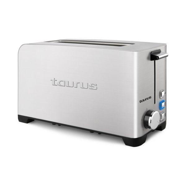 Kenyérpirító Taurus MyToast Legend 1050W Rozsdamentes acél