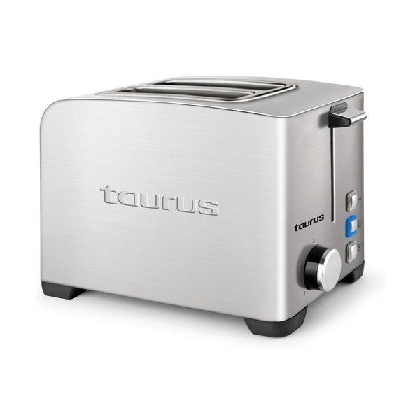 Kenyérpirító Taurus MyToast II Legend 850W Rozsdamentes acél