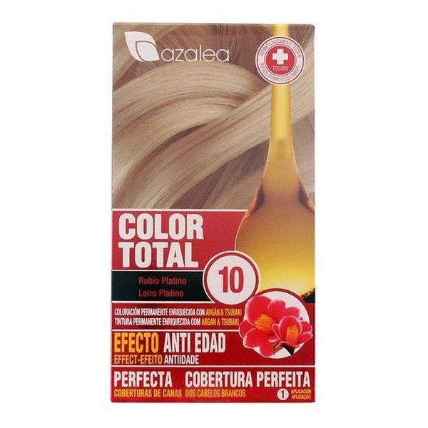 Obstojna barva z učinkom proti staranju Azalea Platinasto blond
