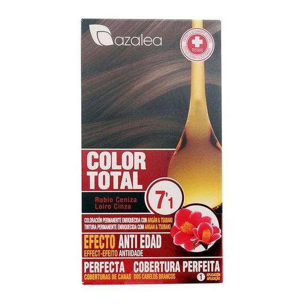Obstojna barva z učinkom proti staranju Azalea Pepelnato blond