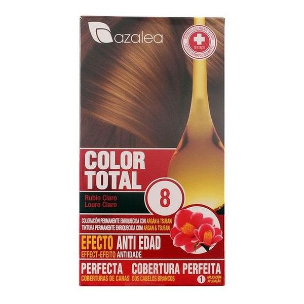 Obstojna barva z učinkom proti staranju Azalea Svetlo blond