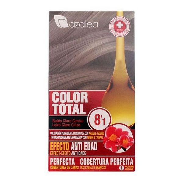 Obstojna barva z učinkom proti staranju Azalea Svetlo pepelnato blond
