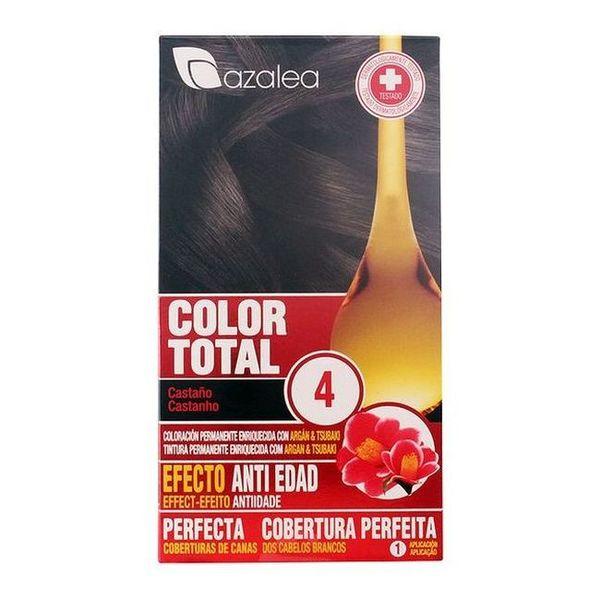 Obstojna barva z učinkom proti staranju Azalea Kostanj