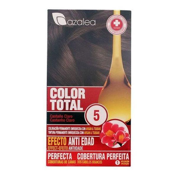 Obstojna barva z učinkom proti staranju Azalea Naravni kostanj