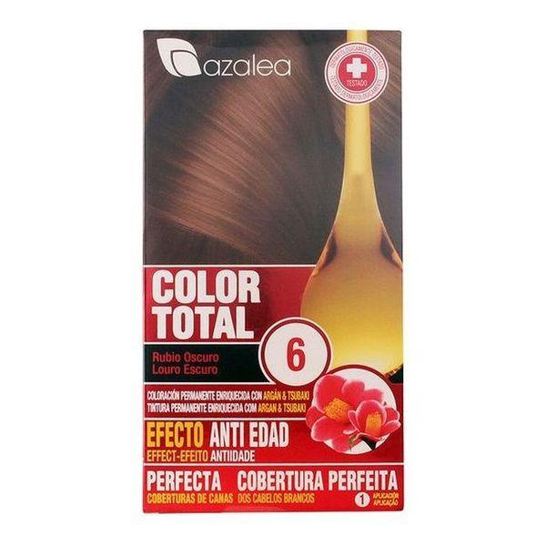 Obstojna barva z učinkom proti staranju Azalea Temno blond