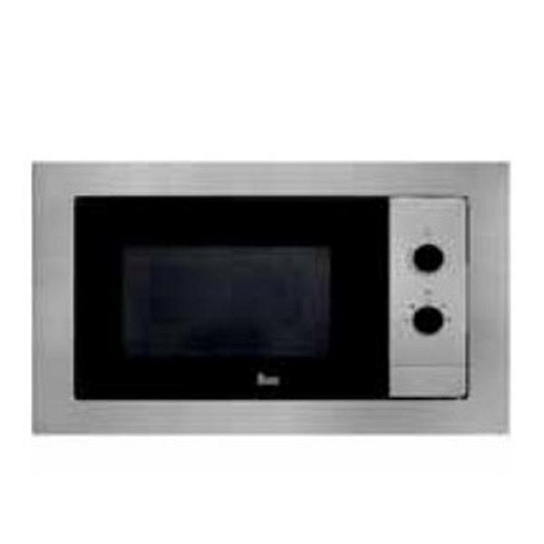 Built-in microwave Teka MB620BIMB 20 L 700W Fekete Rozsdamentes acél