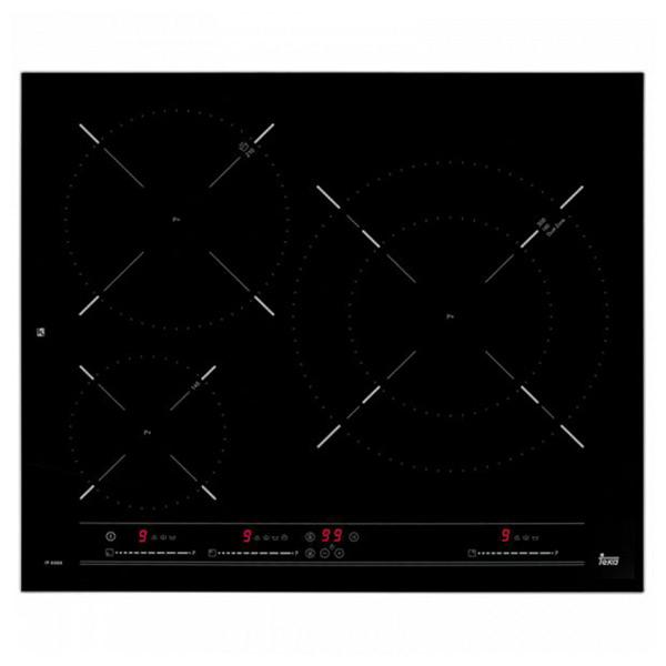 Indukciós Főzőlap Teka IT6320 60 cm Fekete (3 főzőfelületek)