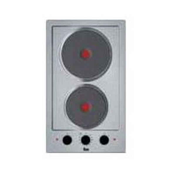 Elektromos Főzőlap Teka EFX30.1 2G 50 cm Rozsdamentes acél (2 főzőfelületek)