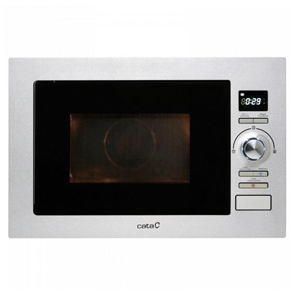 Built-in microwave Cata MC25D 25 L 900W Fekete Rozsdamentes acél