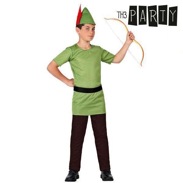 Otroški kostum Th3 Party Male archer - 7-9 Let