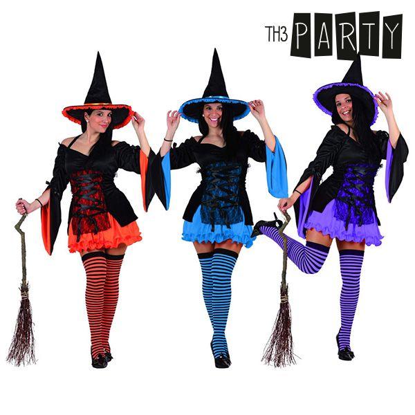 Kostum za odrasle Th3 Party Witch - XS/S