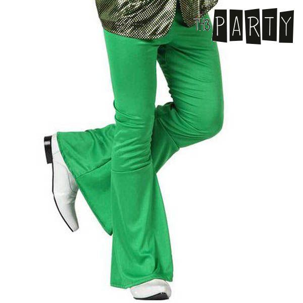 Nadrág Felnőtteknek Th3 Party Disco Zöld