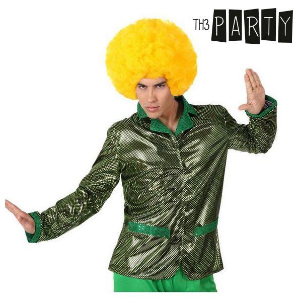 Felnőtt Dzseki Th3 Party Disco Fényesség Zöld
